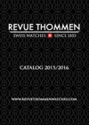 Read the Revue Thommen Watch Catalogue - Timepieces by Revue Thomen